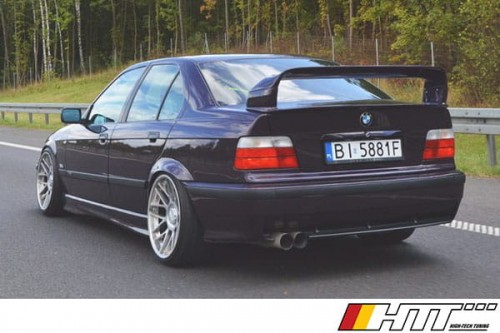 spojler bmw e36 gt class ii wysoki high tech tuning. Black Bedroom Furniture Sets. Home Design Ideas
